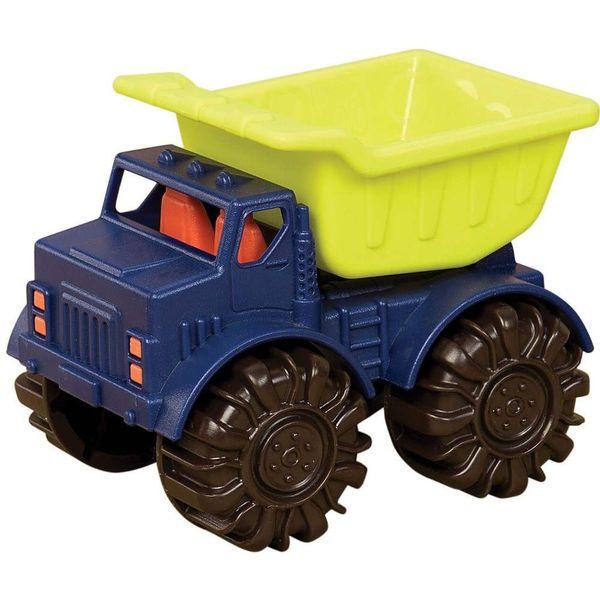 MINI nákladiak modrý