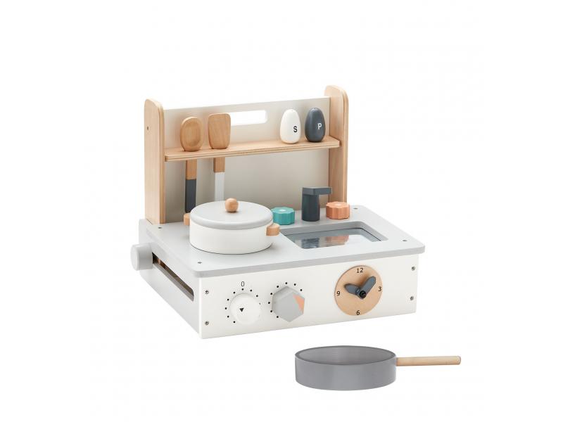 Mini kuchynka drevená Bistro