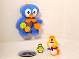 Tučniak do kúpeľa