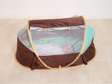 Stan pre bábätko anti-UV Nomad hnedý